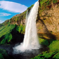 Картинки по запросу картинка Водопад для загадки